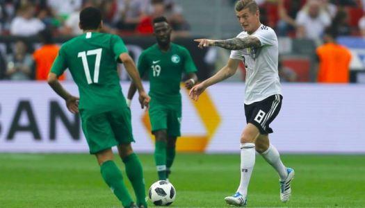 Allemagne-Arabie saoudite (2-1): les faucons se rebiffent
