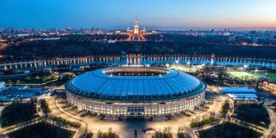 La Russie accueille la planète football