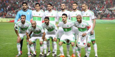 Fennecs 2018  (photo Algérie-Portugal , faf.dz )