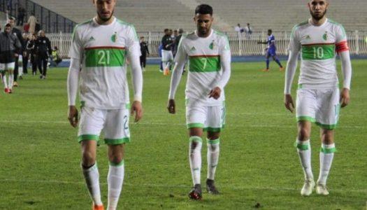 L'Algérie sombre face au Portugal (0-3)