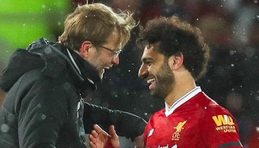 Liverpool : Klopp ne blâme pas Salah
