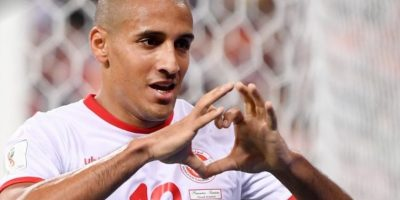 Wgabi Khazri buteur (Photo Fifa.com)