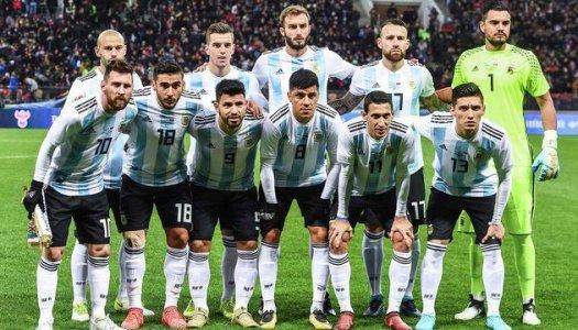 Amical: L'Argentine ne jouera pas à Jérusalem