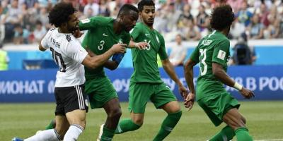 Egypte - Arabie Saoudite (1-2), Photo fifa.com