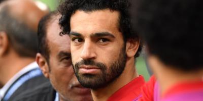 Mohamed Salah avant Russie - Egypte (photo Fifa.com )