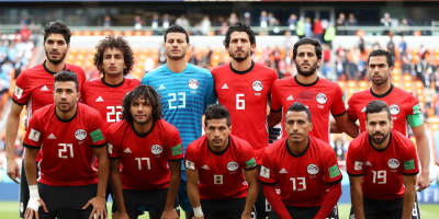 Egypte Mondial 2018 ( photo fifa.com)