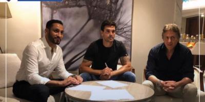 Alberto Botia a signé pour deux ans (photo alhilal.com )