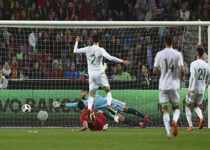 L'Algérie au soir de la défaite face au Portugal (0-3)