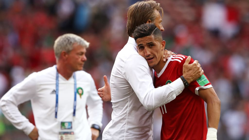"Hervé Renard : Mehdi Benatia estime qu'avec lui ""on peut aller à la guerre "" ( photo Fifa.com )"