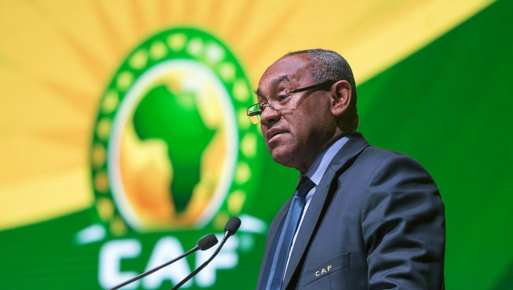 Ahmad Ahmad (président de la CAF)