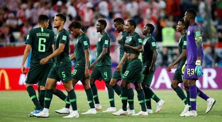 Le Nigeria éliminé par la Croatie et l'Argentine (photo Fifa;com)