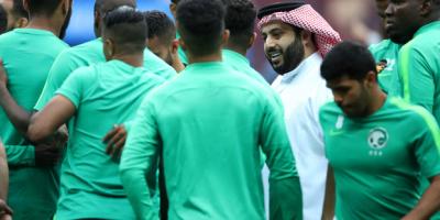 Turki Al Sheikh au milieu des Faucons verts , le dynamiteur de la relation Egypte-Arabie Saoudite