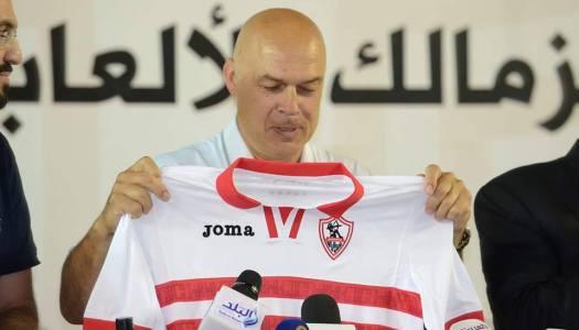 Zamalek : La surprise Christian Gross !