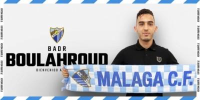 Nasr Boulahroud ( photo malagafc.com )