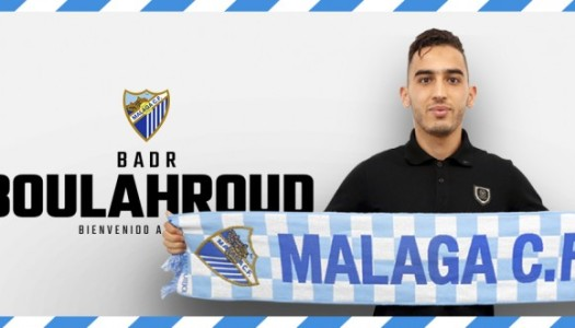 Malaga: Badr Boulahroud signe trois ans
