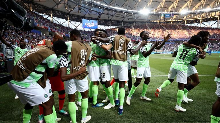 Nigeria - Islande (photo fifa.com)