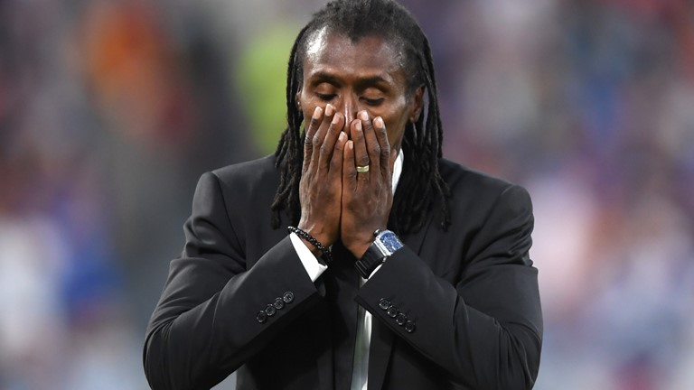 Alou Cissé, sélectionneur du Sénégal (photo Fifa.com)