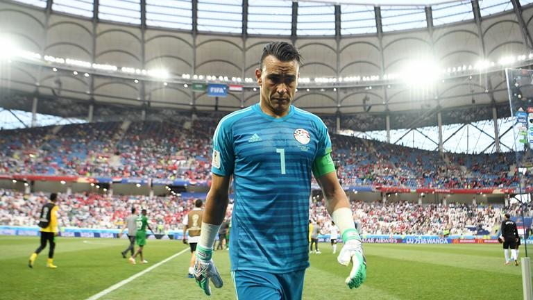 Essam El Hadary, un record de longévité et puis c'est tout... (photo Fifa.com)