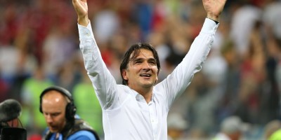 Zlatko Dalic (Croatie), photo fifa.com