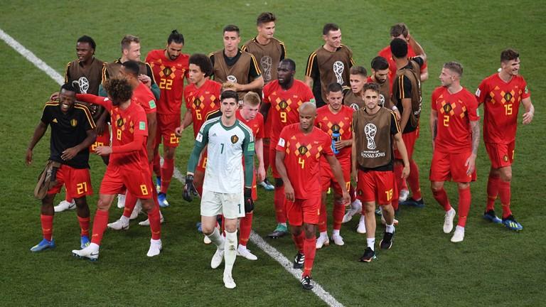 La Belgique sauvée des eaux de l'élimination (photo Fifa.com )
