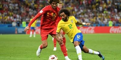 Marouane Fellani, infatigable et puissant face au Brésil de Neymar (photo Fifa.com )
