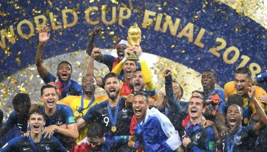 Mondial 2018:  Une deuxième étoile pour la France