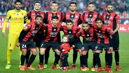 Algérie(L1) : l'USM Alger accélère le rythme