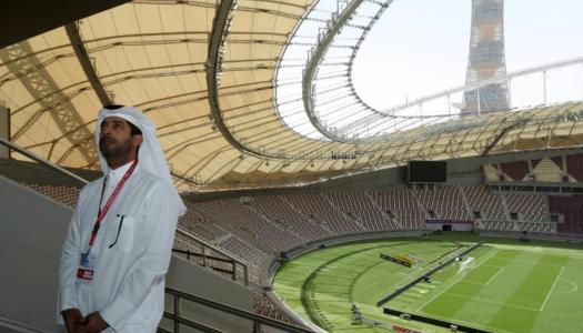 Coupe du monde  2022 : Doha aux  buts !
