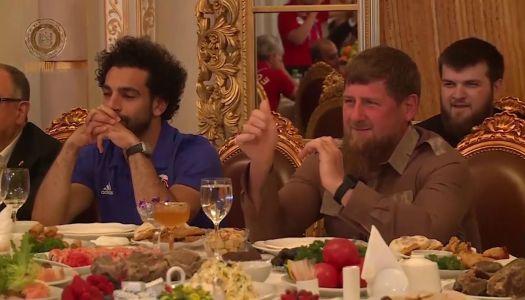 Affaire «Kadyrov»: Mohamed Salah se rebiffe
