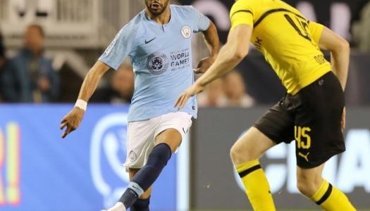 Manchester City:  Mahrez pour «contourner les bus» ?