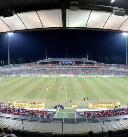 Stade d'Abu Dhabi