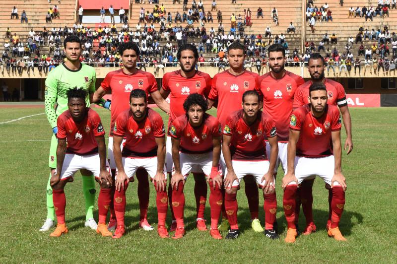 Al Ahly (photo cafonline.com ) retrouve le sourire