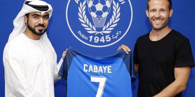 Yohan Cabaye signe à Al Nasr