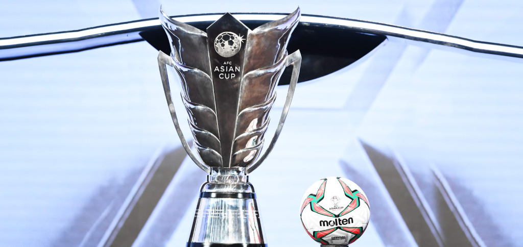 Trophée de la Cpupe d'Asie des nations (photo afc.com )
