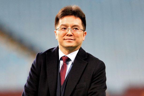 Tony Jiantong Xia (Aston Villa)
