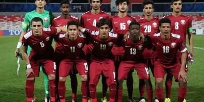 Qatar U23 (2018), photo qfa.qa