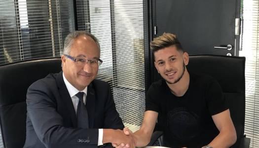 Angers: la pépite El Mellali signe 4 ans