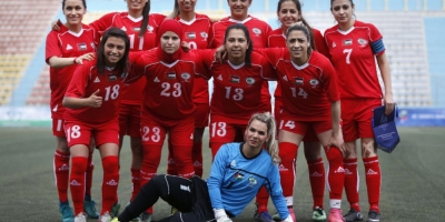 Equipe Palestine (2017)