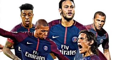Paris S: le livre officiel de la saison 2017-2018
