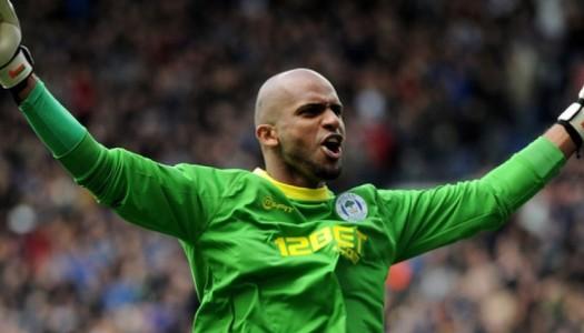 Al Hilal SC:  Al Habsi, 37 ans et tous ses gants