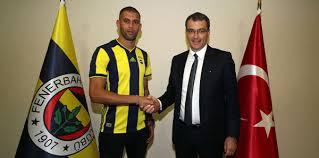 Fenerbahçe: Slimani arrive en prêt payant