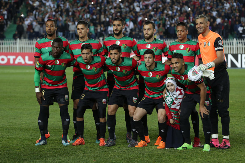Le MC Alger joue gros à El Jadida  (photo cafonline.com)