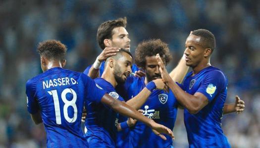 Coupe arabe(1/4) : la belle option d'Al Hilal Saudi