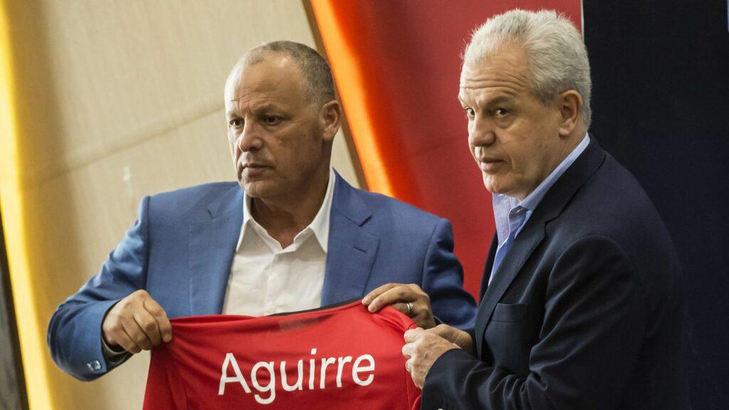 Le Mexicain Javier Aguirre à la tête des Pharaons (photo efa.com)