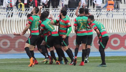 Coupe UAFA:  l'ES Tunis accrochée, le MCA s'impose