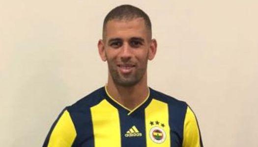 Fenerbahçe: Slimani ébloui par l'atmosphère