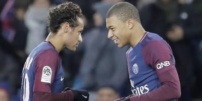 Kylian Mbappé, Neymar (Paris SG)
