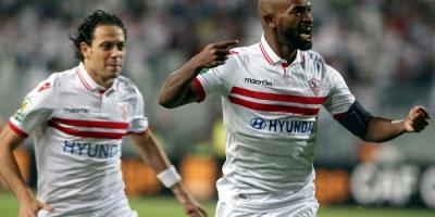 Coupe de l'UAFA: Le Zamalek  se qualifie dans la douleur
