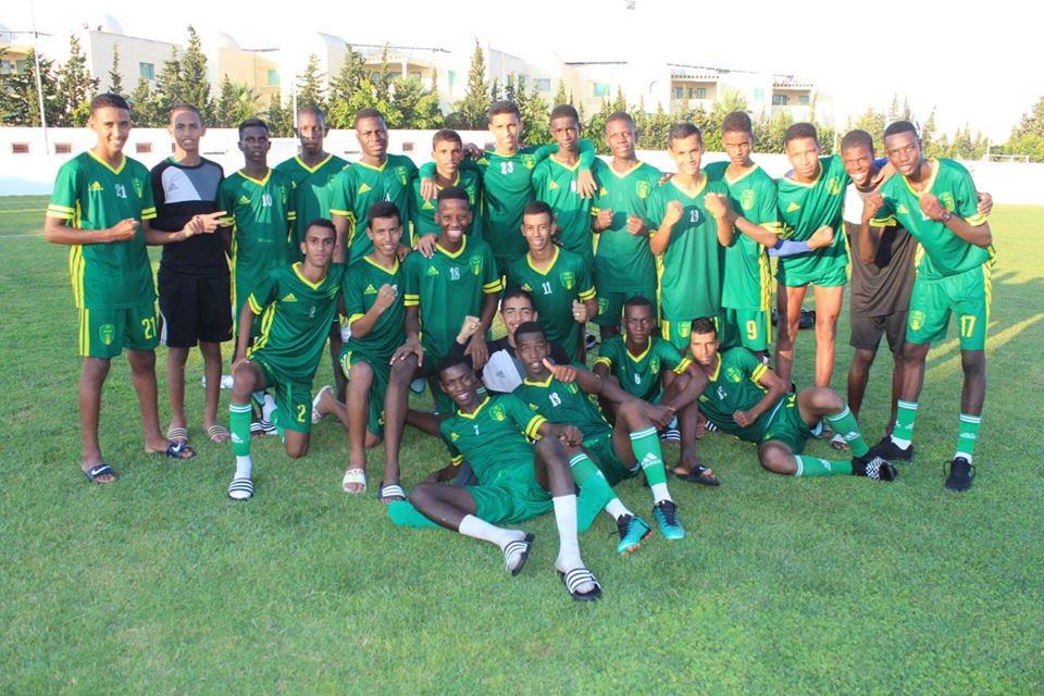 Equipes de jeunes des Mourabitounes ( photo Facebook de la FFRIM)