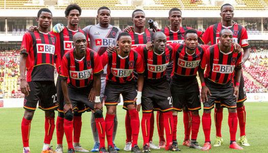 LDC Afrique : Taraji jouera le Primeiro de Agosto !